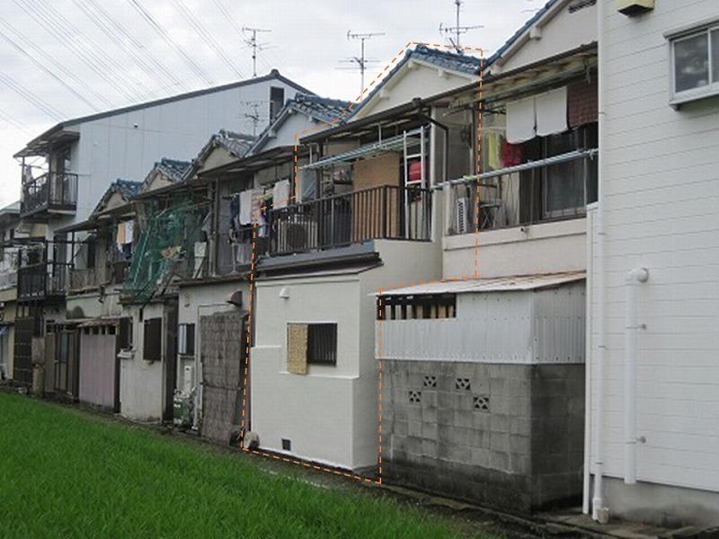 外壁補修後のお住まい全体