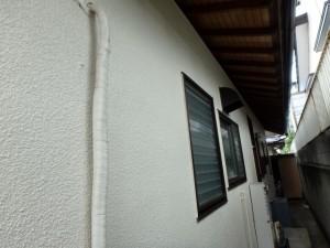 塗装後の外壁