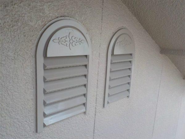 空気抜き塗装
