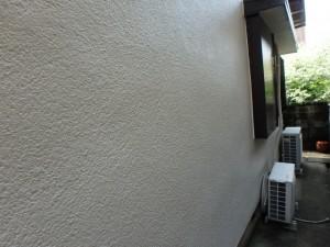 外壁の塗装後