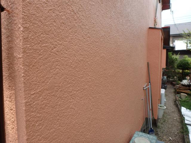 外壁塗装後(3回塗り)