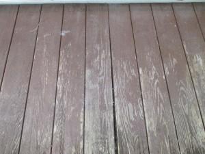 木部塗装前