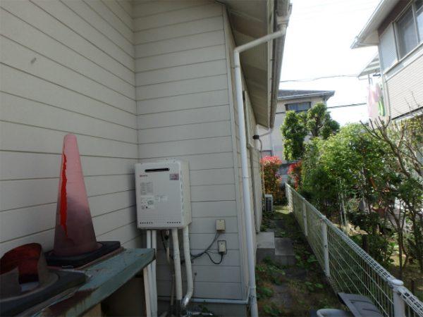 富田林の塗装工事前の外壁