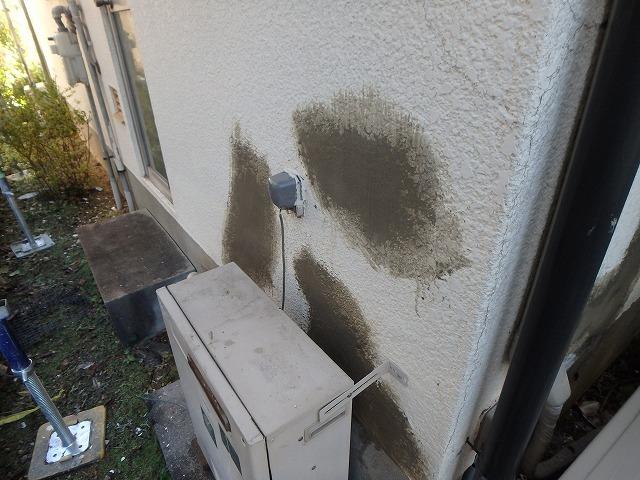 外壁補修後