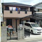 堺市堺区の外壁塗装と屋根塗装