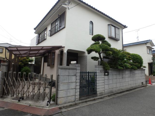 羽曳野市の塗装工事完成の家