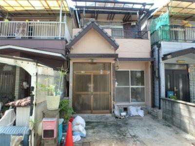 松原市の住宅塗装の家