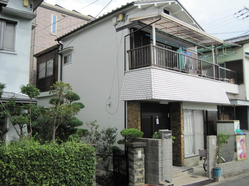 松原市の屋根工事と外壁塗装