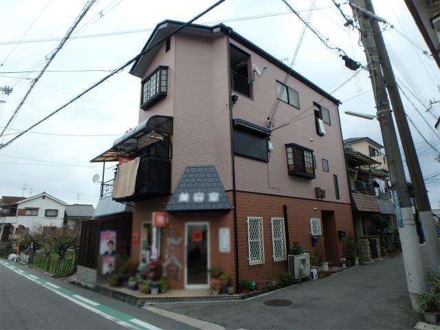 羽曳野市の窯業系サイディングの住宅塗り替え