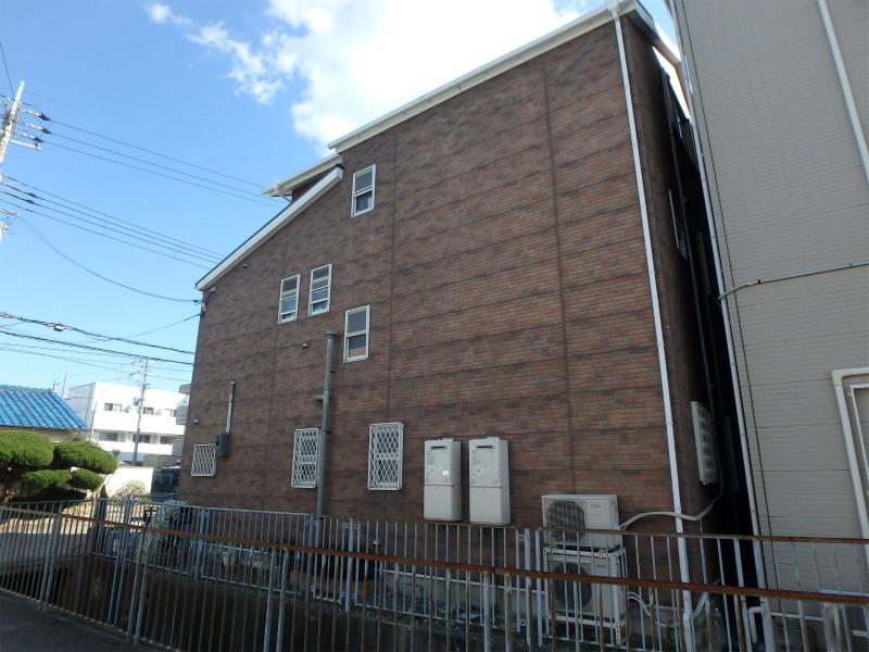 堺市北区の3階建て