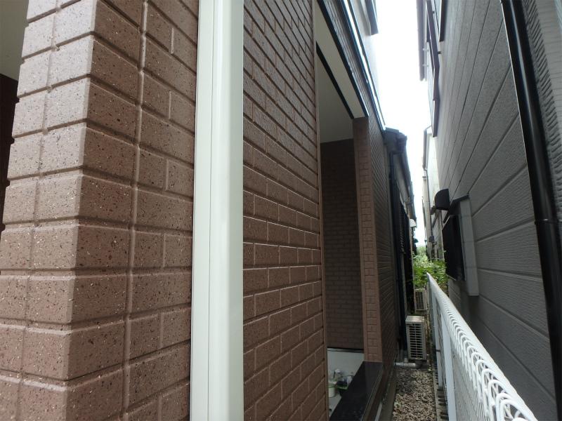 1階の外壁塗装
