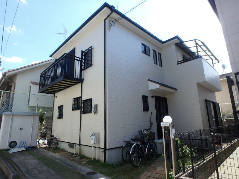 富田林市の塗装工事