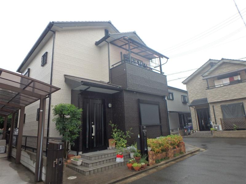 岸和田市の塗装工事