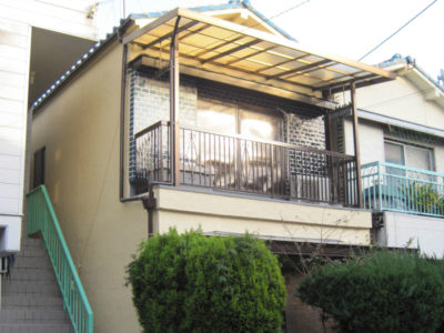堺市東区の塗装