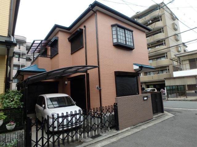 堺市西区の住宅塗り替え