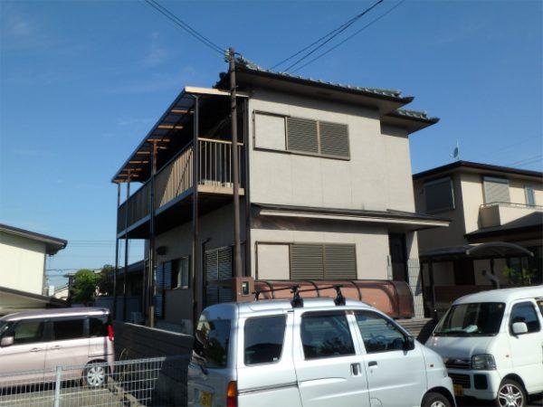 外壁塗装・屋根塗装・塀塗装