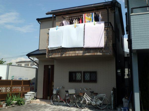 外壁塗装(窯業系サイディング)シリコン塗装・屋根の遮熱塗装
