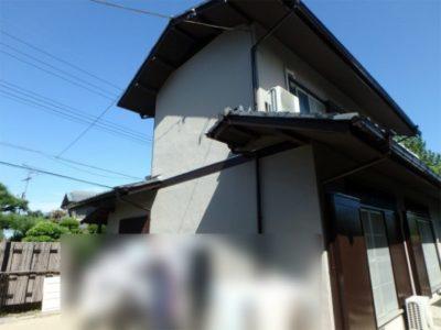 富田林市の外壁塗装のお家