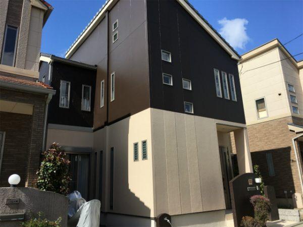 藤井寺・外壁塗装
