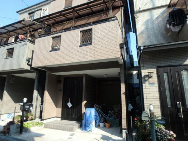 外壁塗装(窯業系サイディング)・屋根の遮熱塗装