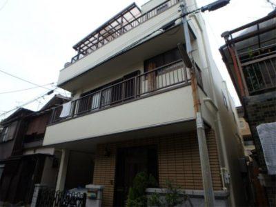 外壁塗装(ALC)・塩ビシート防水工事