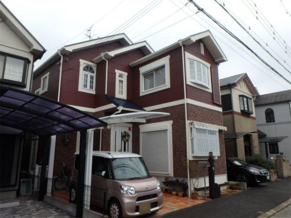 外壁塗装・屋根塗装・ウッドデッキ塗装