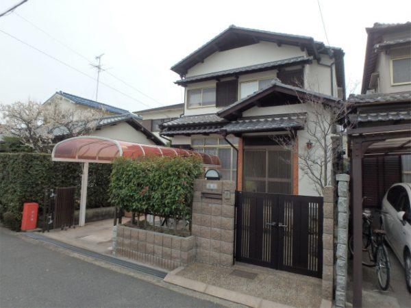 藤井寺市・外壁工事