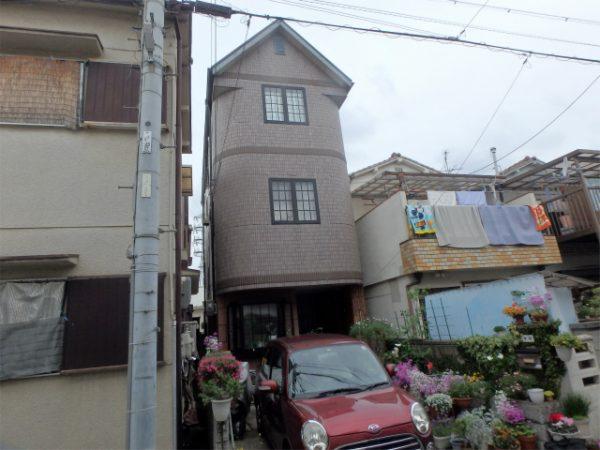 窯業系サイディング外壁の塗装と屋根遮熱塗料