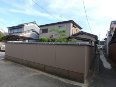 外壁・屋根・塀塗装