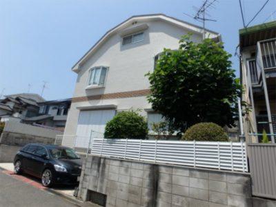 堺市南区・外壁屋根塗装