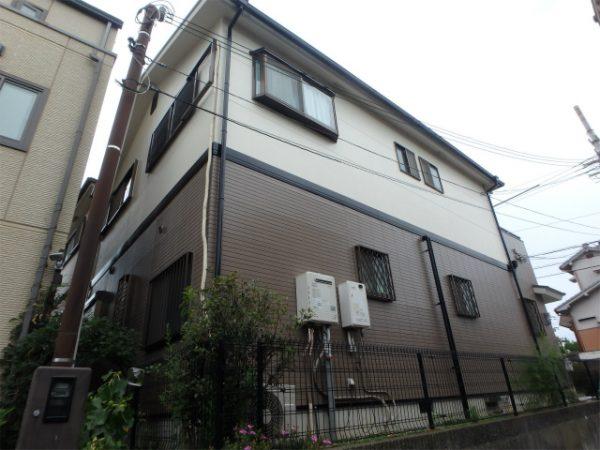 外壁塗装・屋根塗装(遮熱塗料)