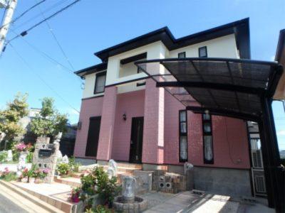 外壁塗装・屋根塗装・ガイナ塗装