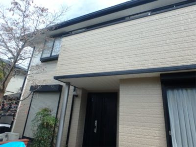 和泉市外壁屋根塗装