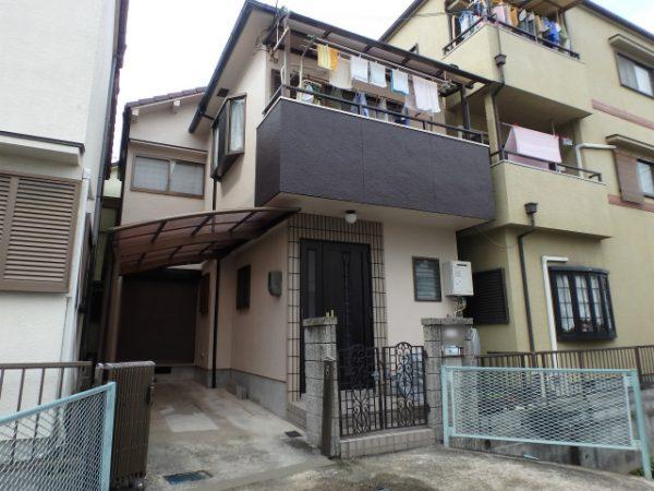 塗り替え(外壁・屋根)モニエル瓦