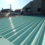 セキスイハイムの屋根塗装