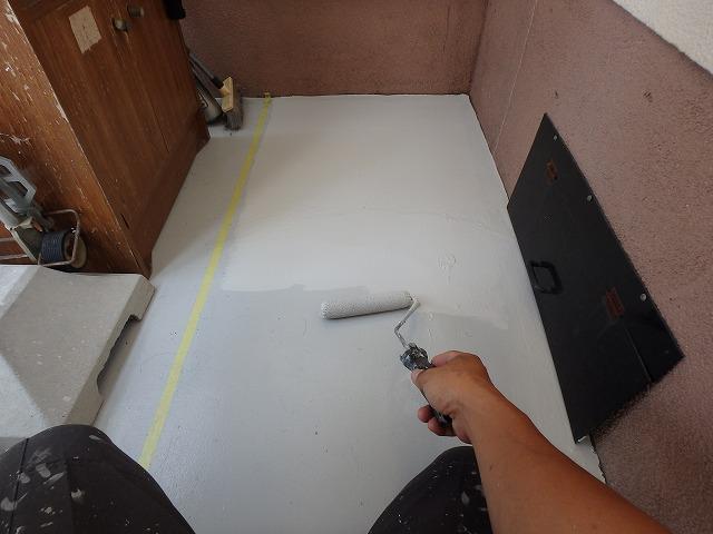 ボウジン塗装 上塗り2