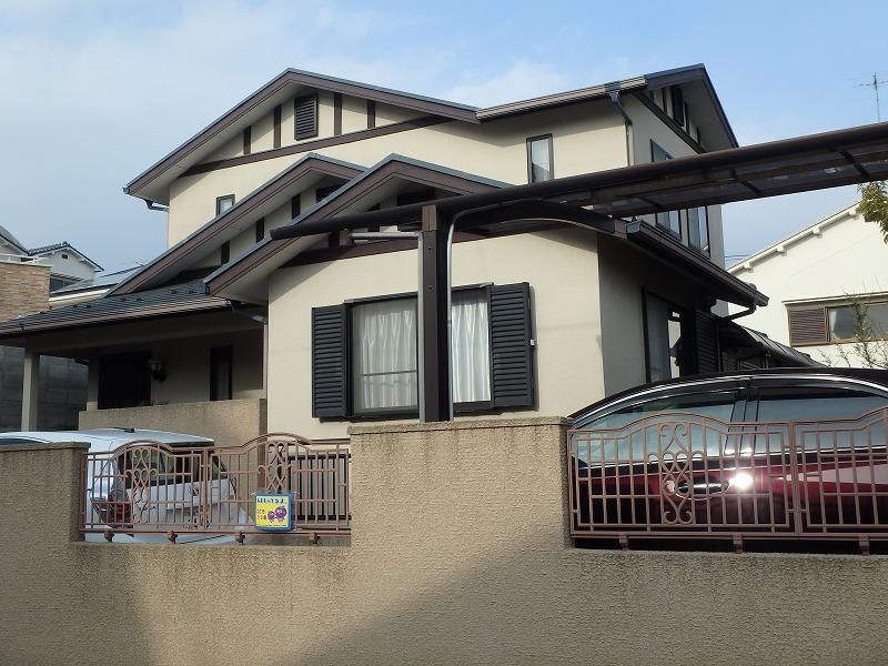 三井ホーム 現場調査