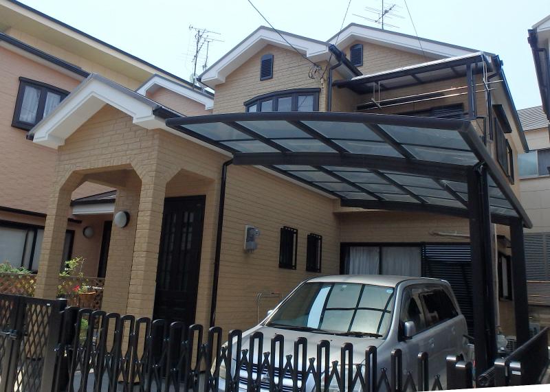 藤井寺市の住宅塗装