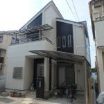 藤井寺市の塗り替え工事