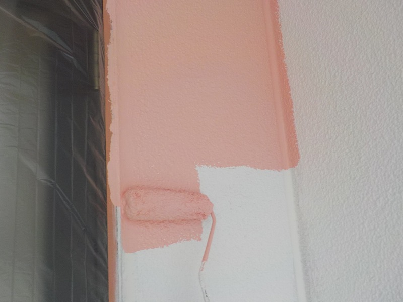 中塗り塗装