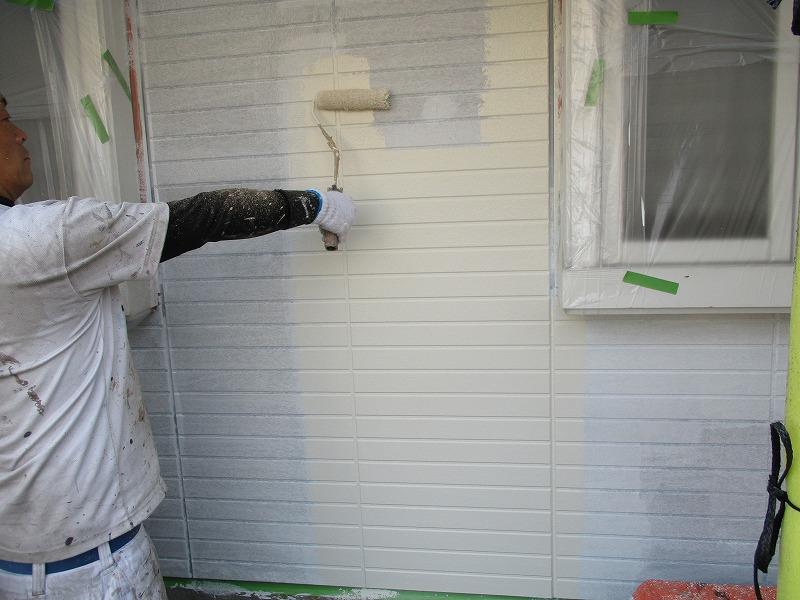 セキスイハイム 外壁塗装
