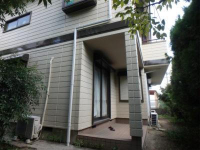 茨木市の塗り替え塗装工事
