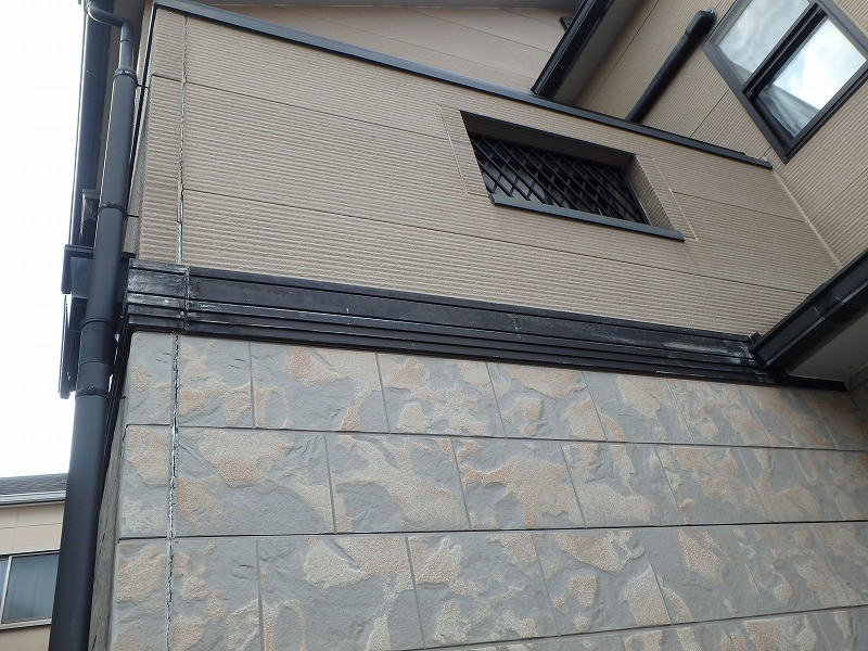 藤井寺市 窯業系サイディングボード