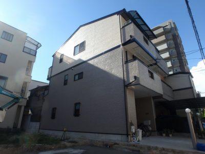 阿倍野区 施工事例