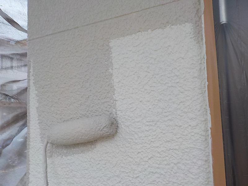阿倍野区 遮熱塗装
