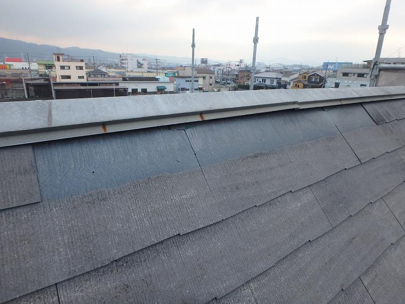 八尾市 スレート屋根補修