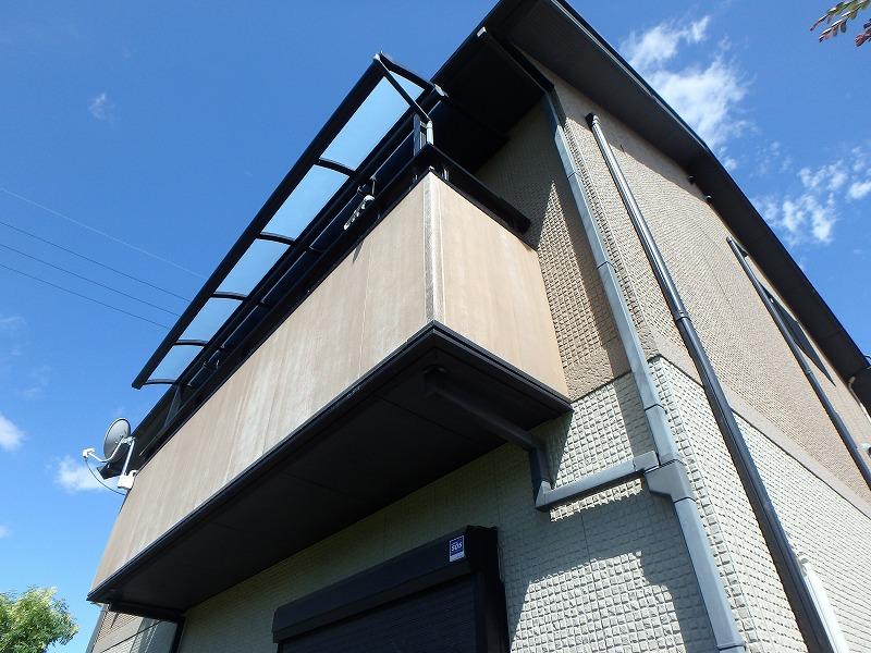 藤井寺市のミサワホーム住宅を点検している