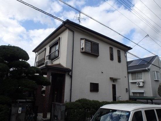 富田林 外壁点検