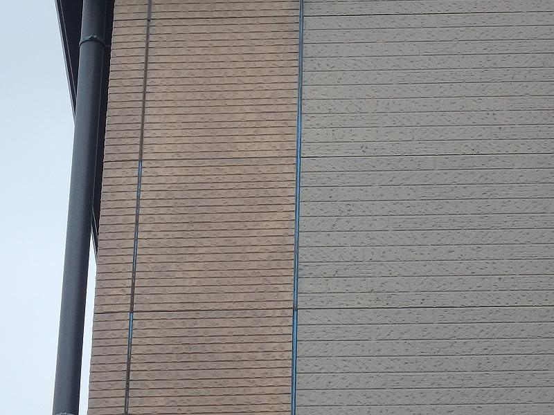窯業系サイディングの点検