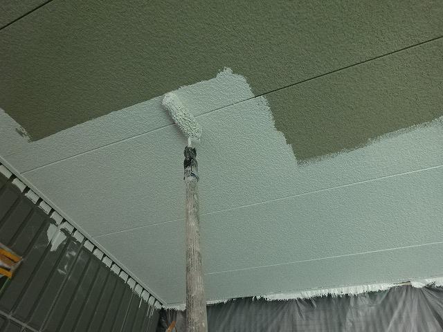 パナホームの天井塗装